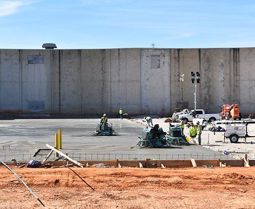 concrete new orleans